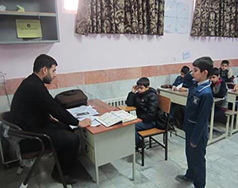 برگزاری مسابقات قرآن سطح آموزشگاه